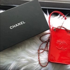 Chanel Chained Crossbody